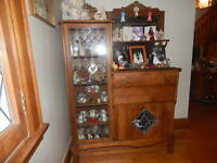 SIDE BY SIDE DISPLAY CABINET