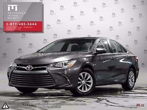 2015 Toyota Camry LE standard package