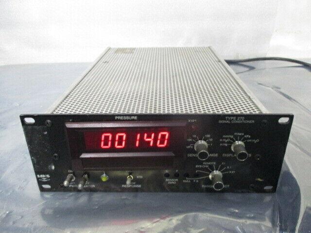 MKS 270B-5 Type 270 Signal Conditioner, 451491