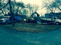 Demolition , Excavation , Grading , Waterproofing