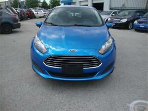 2015 Ford Fiesta SE car