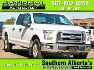 2015 Ford F-150 XL XLT - ONE OWNER - CLEAN CARFAX
