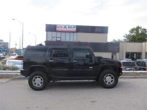 2005 HUMMER H2 Wagon Low Kms One owner LEATHER DVDs Clean