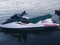 Three Seater Sea Doo GTX 800