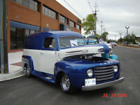 1949 F-1 Ford Panel Delivery Van (May Trade)