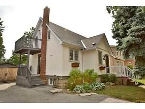 FURNISHED HOUSE IN DOWNTOWN BURLINGTON