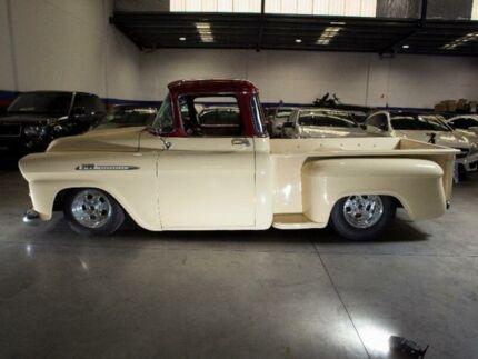 1958 Chevrolet Apache 3100 Automatic Utility Burwood Burwood Area Preview