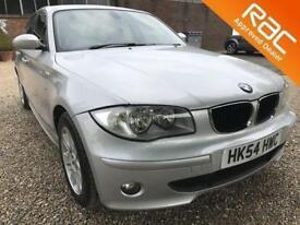 2005 54 BMW 1 SERIES 2.0 120D SE 5D 161 BHP DIESEL