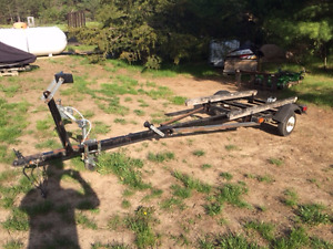 14' Boat Trailer Single Axle - priced reduced