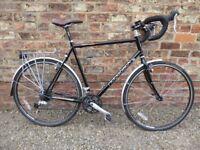 Ridgeback Voyage Men's XL Touring Bike, Cycle