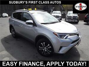 2016 Toyota RAV4 AWD!! BLUETOOTH!! HEATED SEATS!!