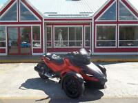 2012 CAN AM SPYDER RS S Moncton New Brunswick Preview