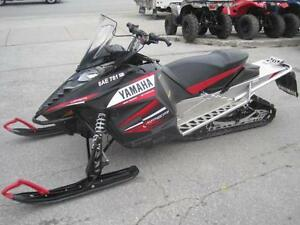 Preowned 2014 Yamaha SR Viper LTX Deluxe- Excellent Condition