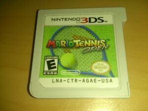 Mario Tennis Open 3DS (Game Works)