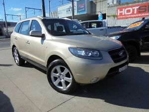 2006 Hyundai Santa Fe CM Elite Gold 4 Speed Automatic Wagon Granville Parramatta Area Preview