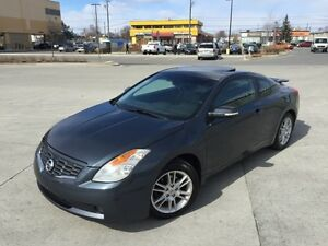 2008 NISSAN ALTIMA 3.5SE COUPE *NAVIGATION,BACKUP CAM,LEATHER!!*