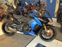Suzuki GSX-S 1000 FAL8 IN BLUE BLACK