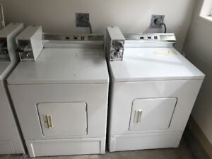 Coin Washer and Dryer - 2 Sets