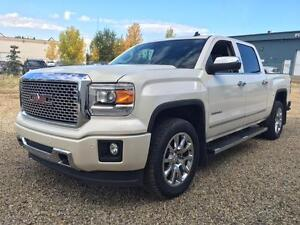 2014 GMC Denali 4x4 ~ 6.2L V8 ~ Every Option ~ $99 B/W