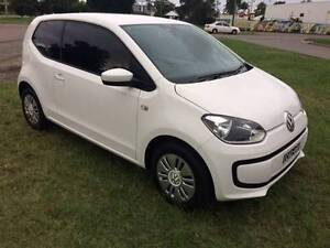 2012 Volkswagen UP! Hatchback Newcastle Newcastle Area Preview