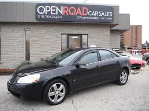 2009 Pontiac G6 GT * REMOTE START * ONE OWNER * NO ACCIDENTS *