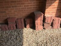 New Rosemary (Red) Roofing Tiles