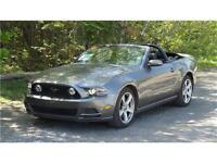 "2014 Ford Mustang GT * Convertible * Leather * 18"" Rims *"