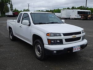 2011 Chevrolet Colorado Pickup Truck