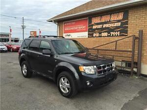 2008 Ford Escape XLT**4WD**CERTIFIED & E-TESTED**ONLY 169 KMS