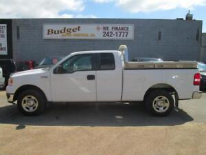 2007 Ford F150 4x4 complete with work boxes