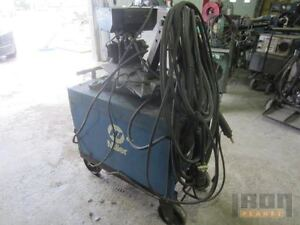 Miller MP-30E with Wire Feeder