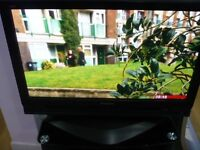 """Panasonic TH42PX70 42"""" PLASMA TV WITH PEDESTAL FOOT, IN FULL WORKING ORDER, 6 MONTH WARRANTY"""