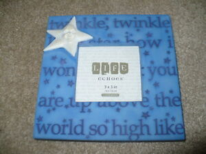Twinkle Twinkle Little Star Ceramic Photo Frame