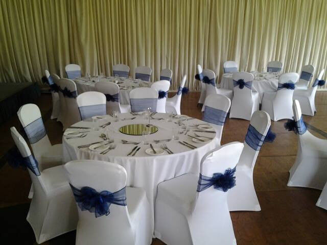 Wedding Chair Covers Sashes Centrepieces Linen Backdrops In Fact