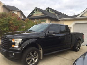 2016 F-150 Super Crew XLT Sport 302A - Loaded
