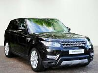 Land Rover Range Rover Sport SDV6 HSE (black) 2016-07-22