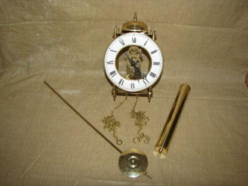 Vintage Hermle Wall Clock Set