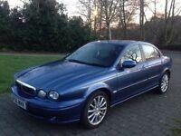 2006 Jaguar X type 2.0 Diesel sport 50+ mpg Long mot