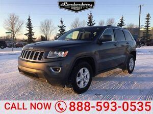 2014 Jeep Grand Cherokee 4WD LAREDO Accident Free,  Bluetooth,