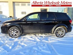2014 DODGE JOURNEY R/T RALLYE ALL WHEEL DRIVE EASY FINANCE