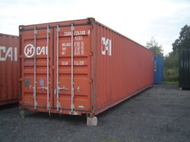 new and used 20ft and 40ft containers in very good condition