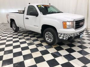 2010 GMC Sierra 1500 SLE Regular Cab V8 4x4 - 8 Box