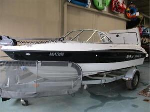 2012 Bayliner 184 Fish and ski