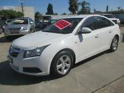 2010 Holden Cruze JG CD Low Kms !! 6 Speed Automatic Sedan Harris Park Parramatta Area Preview