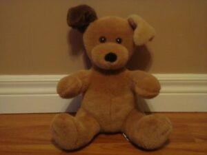 Build-A-Bear dog, last of the collection!