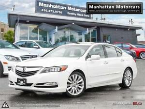 2014 ACURA RLX TECH PKG |NAV|CAMERA|1OWNER|WARRANTY|REMOTESTART