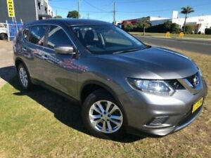 2016 Nissan X-Trail T32 ST (FWD) Grey Continuous Variable Wagon Dapto Wollongong Area Preview