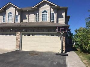 Beautiful house with double garage -available immediately