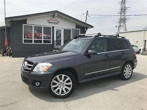 2010 Mercedes-Benz GLK 350|PANO SUNROOF|LEATHER