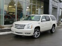 2013 Cadillac Escalade ESV Dual DVD Screens LOW KM! Kamloops British Columbia Preview